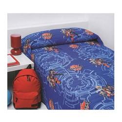 Edredón Bouti Bakugan azul