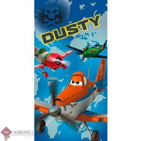 """Toalla Playa Disney Aviones """"Planes"""""""