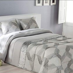COMFORTER FunDeco AITOR GRIS