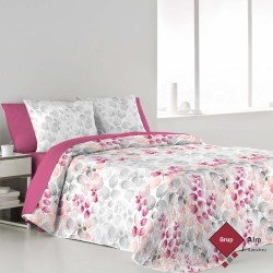 Bouti FunDeco ANANIS ROSA REVERSIBLE