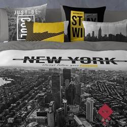 Funda Nórdica Naturals Mod. STAY CITY NEW YORK