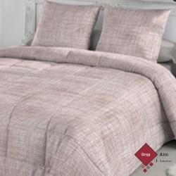 Edredón Comforter FunDeco IRISH MALVA REVERSIBLE